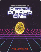 Ready Player One 3D (incluye versión 2D) - Steelbook Edición Limitada Exclusiva de Zavvi