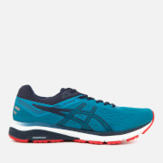 Asics Mens Gt-1000 7 Running Shoes, Blue Racer BluePeacoat 400, 7.5 UK 42 EU
