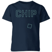 Chip Kids' T-Shirt - Navy