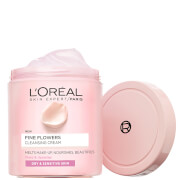 L'Oréal Paris Fine Flowers Cleansing Cream 200ml