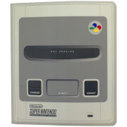 Nintendo SNES Notebook