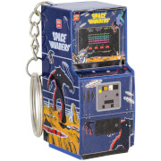 Space Invaders Arcade Keyring