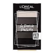 L'Oréal Paris Mini Eyeshadow Palette - 06 Fetishist фото