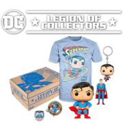 Box Legion of Collectors - DC Comics Superman