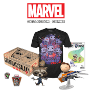 Box Marvel Collector's Corps - Gardiens de la Galaxie 2