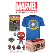 Box Marvel Collector's Corps - Spider-Man Homecoming