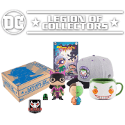 Caja Funko DC Comics Legion of Collectors - Villanos de Batman