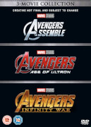 Vengadores: Infinity War: Triplepack