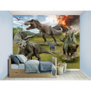 Décoration Murale Jurassic World Fallen Kingdom - Walltastic