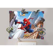 Walltastic Spider Man 3D Pop Out Wall Decoration