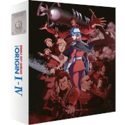 Image of Mobile Suit Gundam the Origin I - IV Blu-Ray Collectors Edition