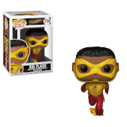 Click to view product details and reviews for Dc The Flash Kid Flash Pop Vinyl Figure.