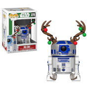 Star Wars Holiday - R2D2 w/Antlers Pop! Vinyl Figure