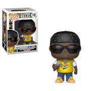 Pop! Rocks Notorious B.I.G. in Jersey Pop! Vinyl Figure