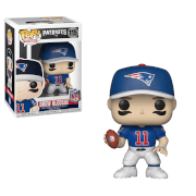 NFL Legends New England Patriots Drew Bledsoe Funko Pop! Vinyl