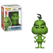 Figurine Pop! Grinch - Le Grinch 2018