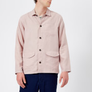 Oliver Spencer Men's Hockney Jacket - Linton Pink - L - Pink