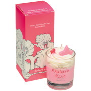 Bomb Cosmetics Rhubarb Rave Piped Candle