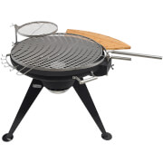 Tepro Charcoal Cranford BBQ - Black