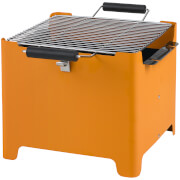 Tepro Chill&Grill Charcoal BBQ Cube - Orange