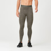 Myprotein Sculpt Seamless Tights - Light Olive - S