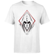 T-Shirt Homme Croquis Assassin's Creed Origins - Blanc