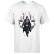 T-Shirt Homme London Skyline Assassin's Creed Syndicate - Blanc