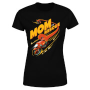 The Incredibles 2 Mom To The Rescue Women's T-Shirt - Black