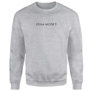 The Incredibles 2 Edna Mode Sweatshirt - Grey