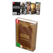 Octopath Traveler Compendium Edition + Collectable Cards