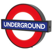 TFL London Underground Lightbox