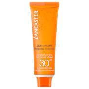 Купить Солнцезащитный гель для лица Lancaster Sun Sport Invisible Face Gel SPF30 50 мл