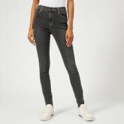 J Brand Women's Maria High Rise Skinny Jeans - Obscura