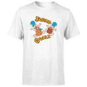The Flintstones Squad Goals Men's T-Shirt - White