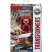 Transformers The Last Knight Premier Edition Figure - Autobot Drift