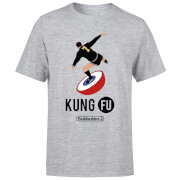 Subbuteo Kung Fu Men\'s T-Shirt - Grey - 3XL - Grey