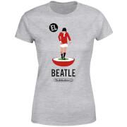 T-Shirt Femme Subbuteo EL Beatle - Gris