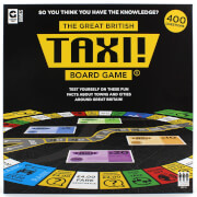 Image of The Great British Taxi Board Game