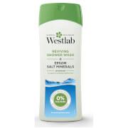 Средство для душа с чистыми минералами соли Эпсома Westlab Reviving Shower Wash with Pure Epsom Salt Minerals 400 мл фото