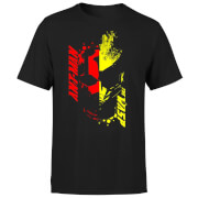 Ant-Man and the Wasp Split Face T-shirt - Zwart