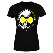 Ant-Man And The Wasp Hope Mask Women's T-Shirt - Black