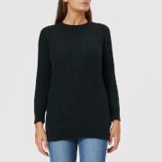 Barbour Heritage Women's Olivia Crew Neck Sweatshirt - Sage - UK 10 - Green