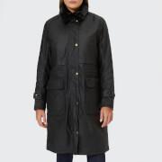 Barbour Heritage Women's Barbour Floree Wax Jacket - Black - UK 8 - Black