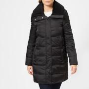 Barbour Heritage Women's Darcy Quilt Jacket - Black - UK 10 - Black