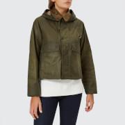 Barbour Heritage Women's Margaret Howell Spey Wax Jacket - Archive Olive - UK 12 - Green