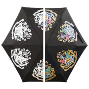 Harry Potter Colour Change Umbrella (Hogwarts Crest)