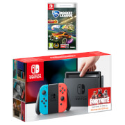 Nintendo Switch Rocket League Pack