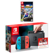 Nintendo Switch Lego Marvel Pack