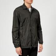 Dsquared2 Men's Nylon Coach Jacket - Black/White Print - 46/S - Black/White