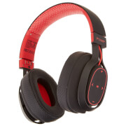 BlueAnt Pump Zone Bluetooth Wireless Sport Headphones - Red
